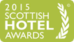 Scottish Hotel Awards - Hotel of the year!