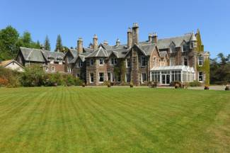 Ogilvie Delivering Andy Murray's Cromlix Vision