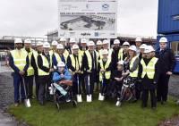Ogilvie begin work on new school in Grangemouth