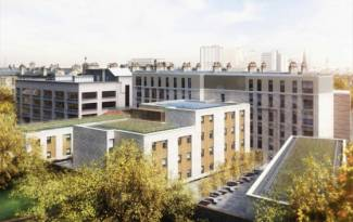 Ogilvie begins Edinburgh student accommodation development