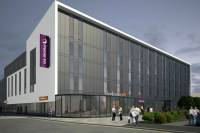 Work picks up pace on Hamilton town centre's new £7m Premier Inn
