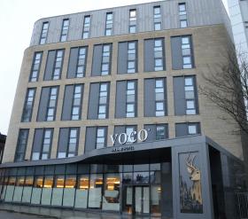 Ogilvie completes Edinburgh's newest hotel