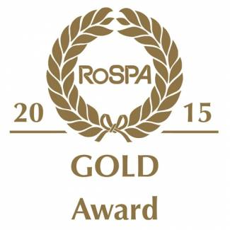 Another Gold for Ogilvie in RoSPA awards