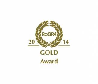 RoSPA Gold award for Ogilvie Construction