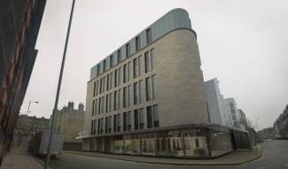 Ogilvie breaks ground on new Edinburgh boutique hotel