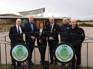 Ogilvie to build new golf centre at Carnoustie