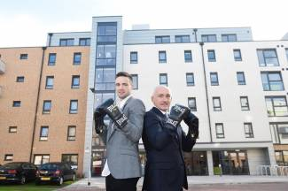 Ogilvie completes £24M student accommodation in Edinburgh