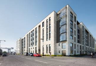 Ogilvie starts construction of Finnieston luxury apartments