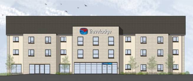 Ogilvie breaks ground on £4.5m Travelodge