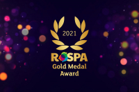 8th RoSPA Gold for Ogilvie Construction