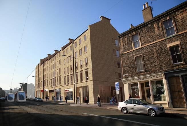 Ogilvie Wins £24M Student Housing Project