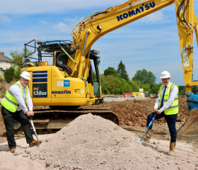 Ogilvie Starts Work on £17m Housing Project in Dalkeith