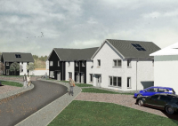 Ogilvie starts works on £8m Cardenden homes project