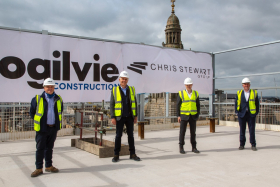 Glasgow's AC by Marriott Hotel Tops Out