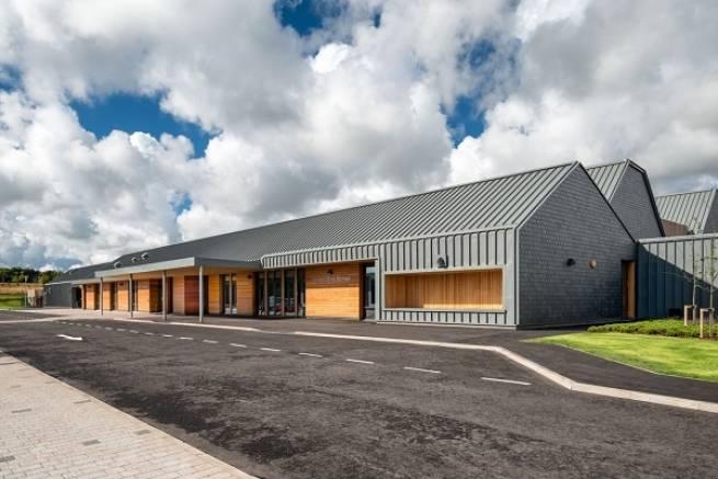 Ogilvie completes £18.5m Aberdeen school