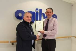 Ogilvie makes it 5 RoSPA Golds in a row