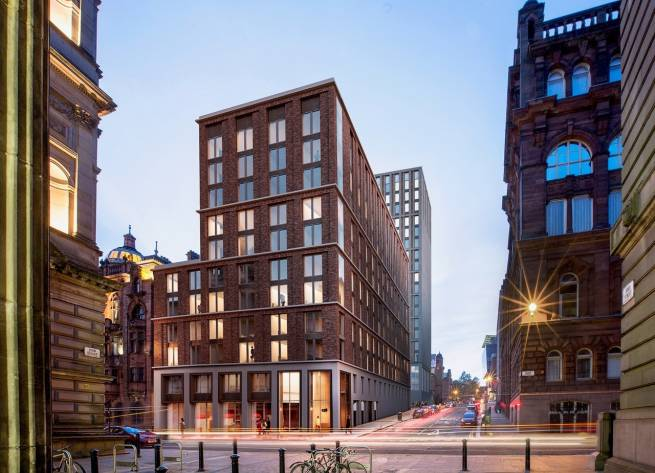 Ogilvie to build new AC by Marriott hotel in Glasgow