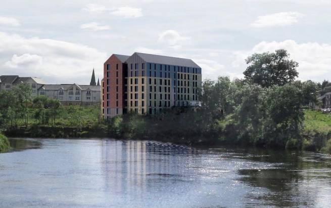 Ogilvie starts work on new Forthside Student Accommodation