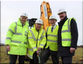 Ogilvie starts work on £2.9 million recycling facility