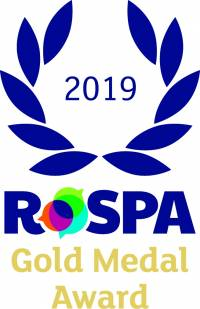 Ogilvie Construction Ltd handed RoSPA Gold Medal (6 consecutive Golds) Award for health and safety practices