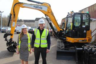 Ogilvie gears up for growth with new machinery