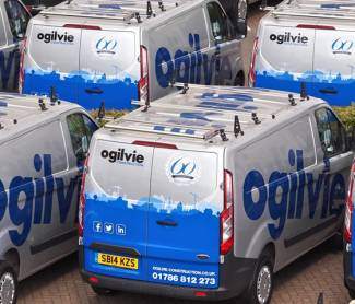 New Look for Ogilvie Construction in 2015