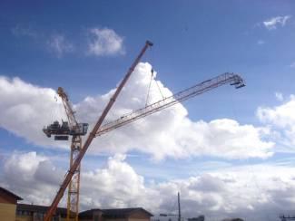 Development progress on Kelvinhaugh Street Glasgow
