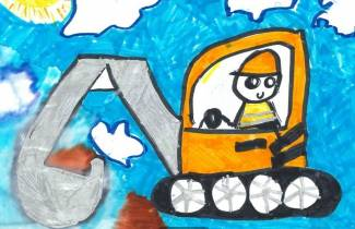 Clepington Primary School Art Competition