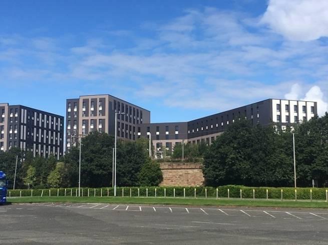 Ogilvie completes £33m modular student residence