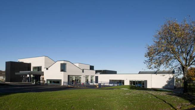 Brimmond School Project, Aberdeen