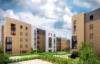Ogilvie breaks ground on new council £30m housing development in Aberdeen