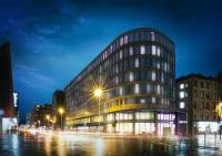 Ogilvie builds Glasgow's first Yotel